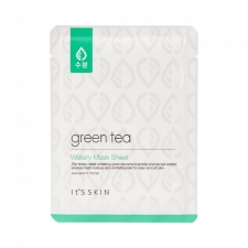 It'S SKIN Green Tea Watery kangasnaamio